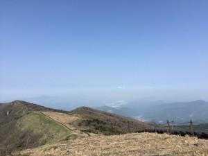 韓国 山登り